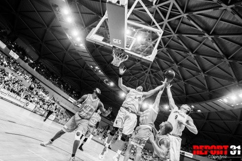 Report31 – Match de Basket de Gala Elan Béarnais Paris Levallois