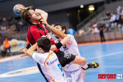 Report31 – Fenix Toulouse Handball Vs Us Ivry Handball