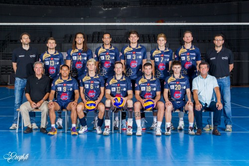 Trombinoscope des Spacer's Toulouse Volley Ball