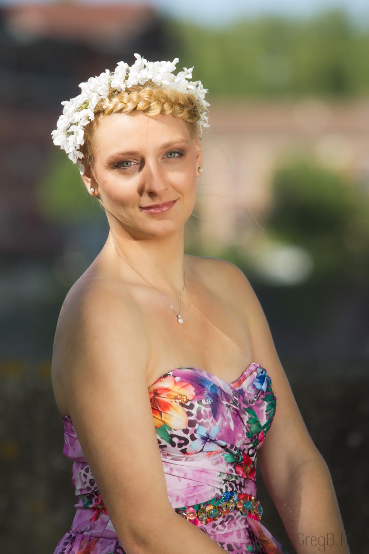 Portrait d'Aurore