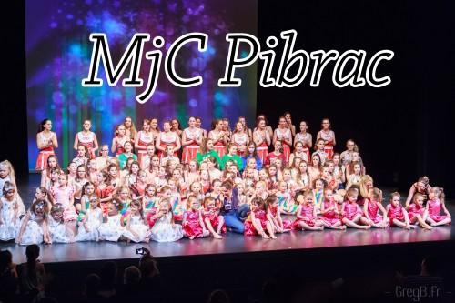 Spectacle de Danse Jazz MJC de Pibrac